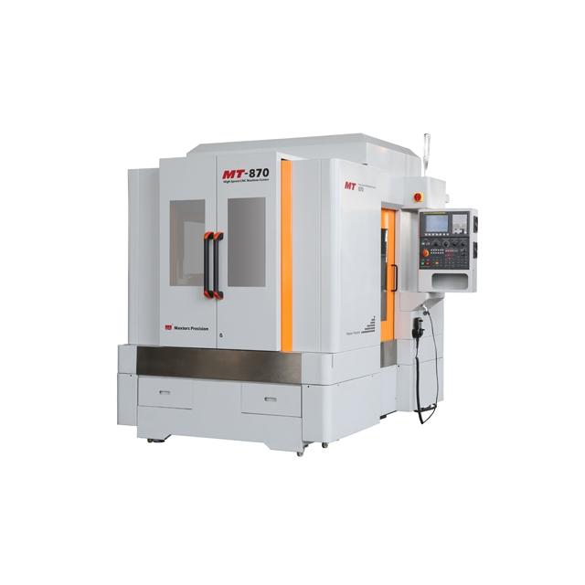GT series medium high speed milling mt-870