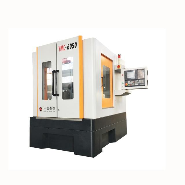 CNC engraving  milling machine ymc-6050