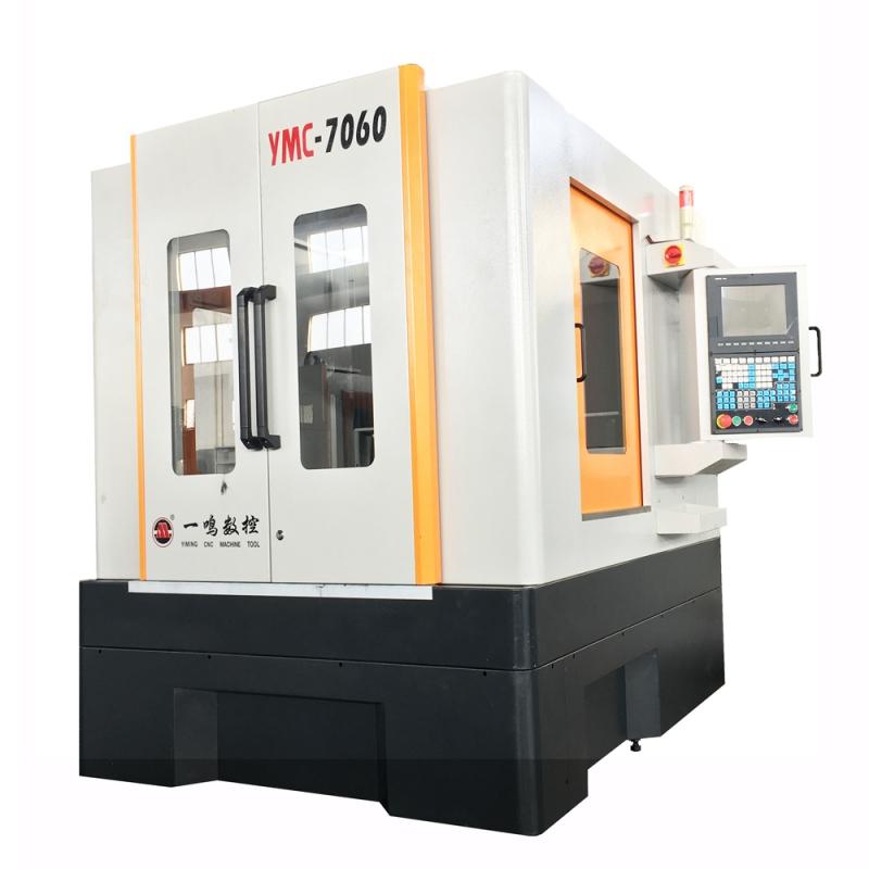 CNC engraving  milling machine ymc-7060