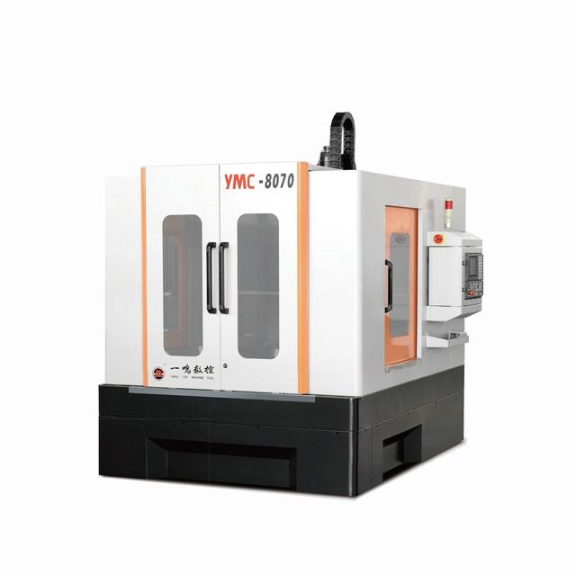CNC engraving  milling machine ymc-8070