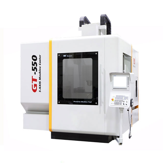 Cradle five axis machining center gt-550