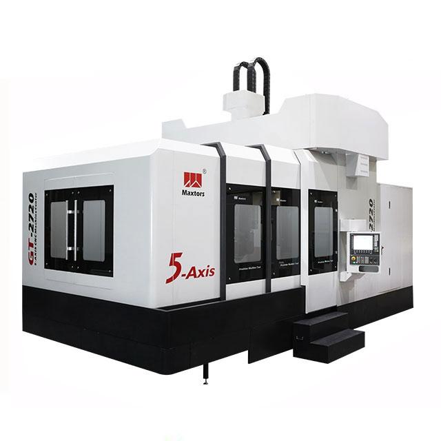 Gantry five axis machining center gt-2720